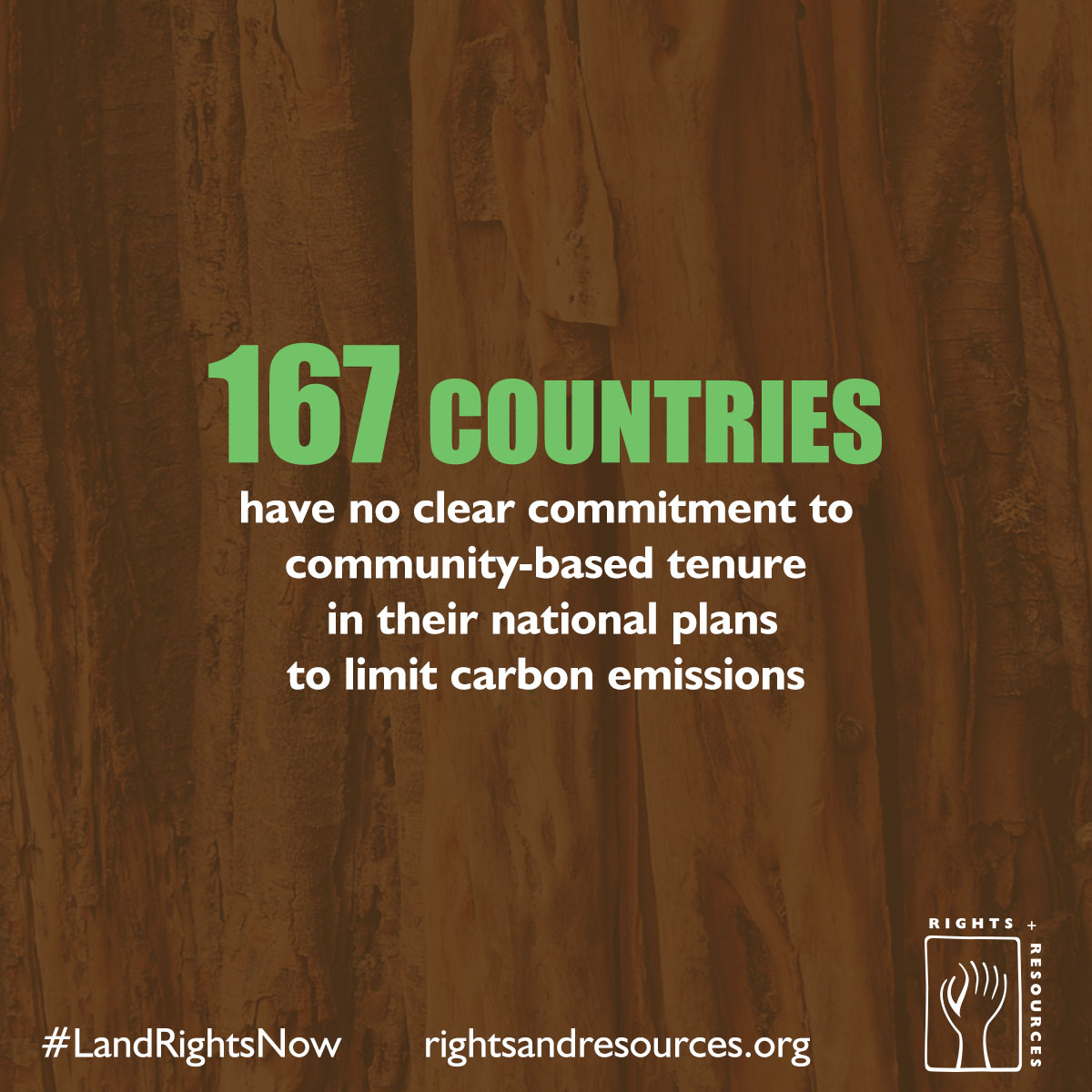 RRI Analysis   Indigenous Peoples & Local Community Tenure in the INDCs: Status and Recommendations   167 countries did not clearly commit to community tenure rights as climate change mitigation strategy