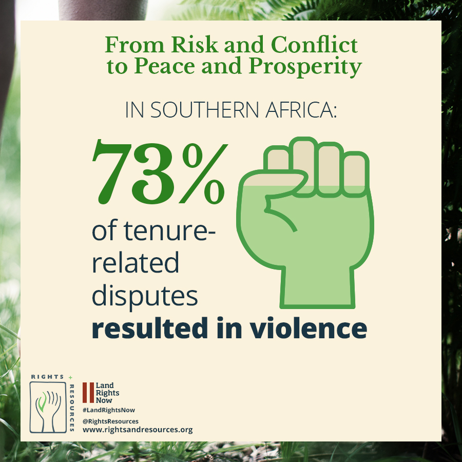 RRI & TMP Systems | Tenure and Investment in Southern Africa