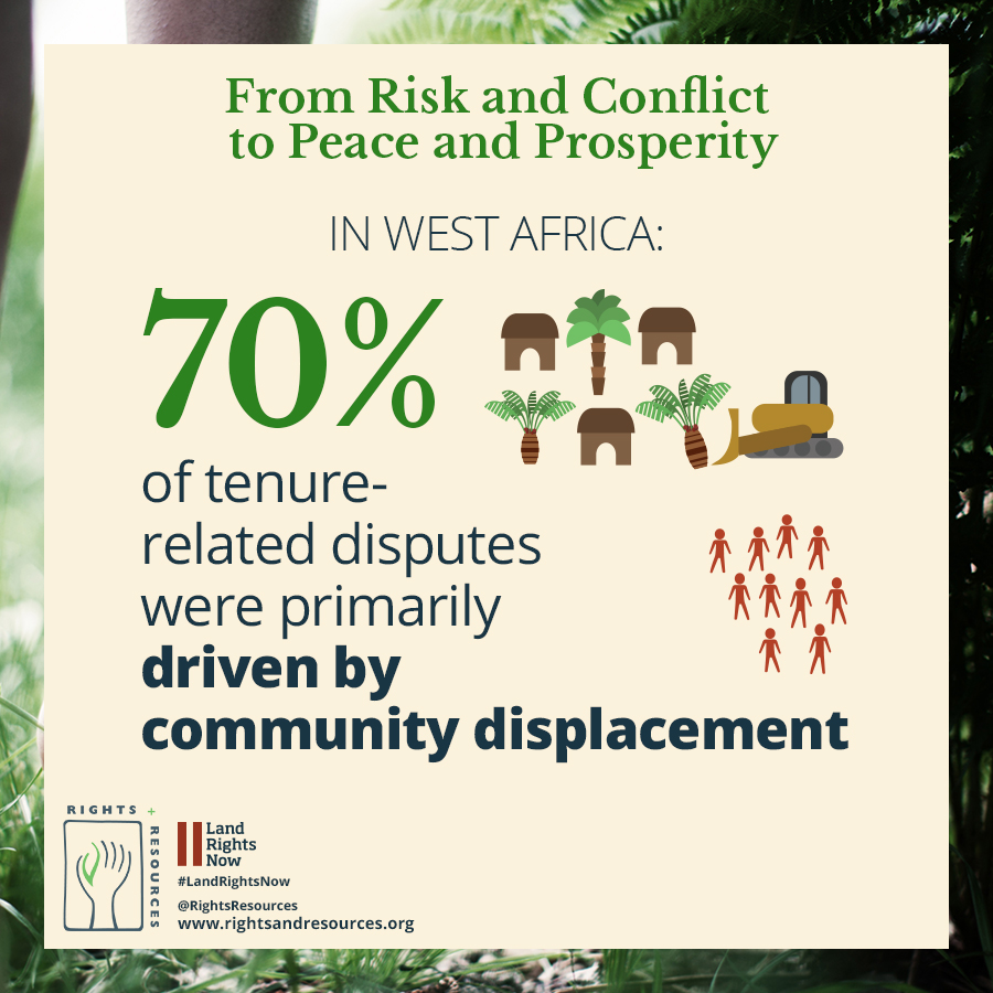 RRI & TMP Systems | Tenure and Investment in West Africa